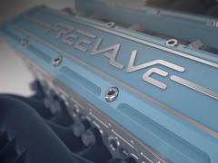 В Пекине показали «уникальный» агрегат с бескулачковым механизмом