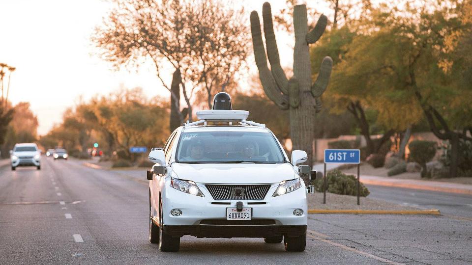 Volvo, Ford, Google и Uber объединились в «беспилотную коалицию»