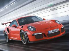 Модель купе Porsche 911 GT3 RS выполнили в масштабе 1:8