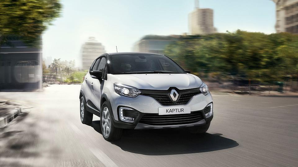 В Москве запустили сборку нового кроссовера Renault