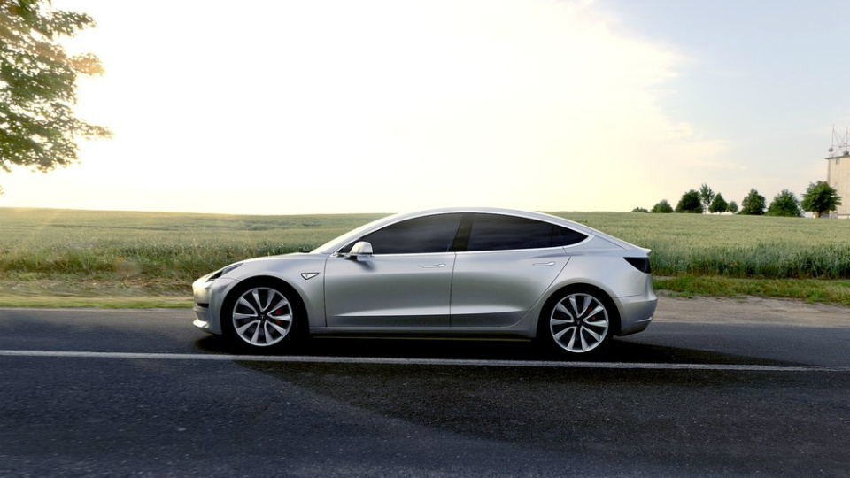 Tesla создаст электрокар дешевле Model 3