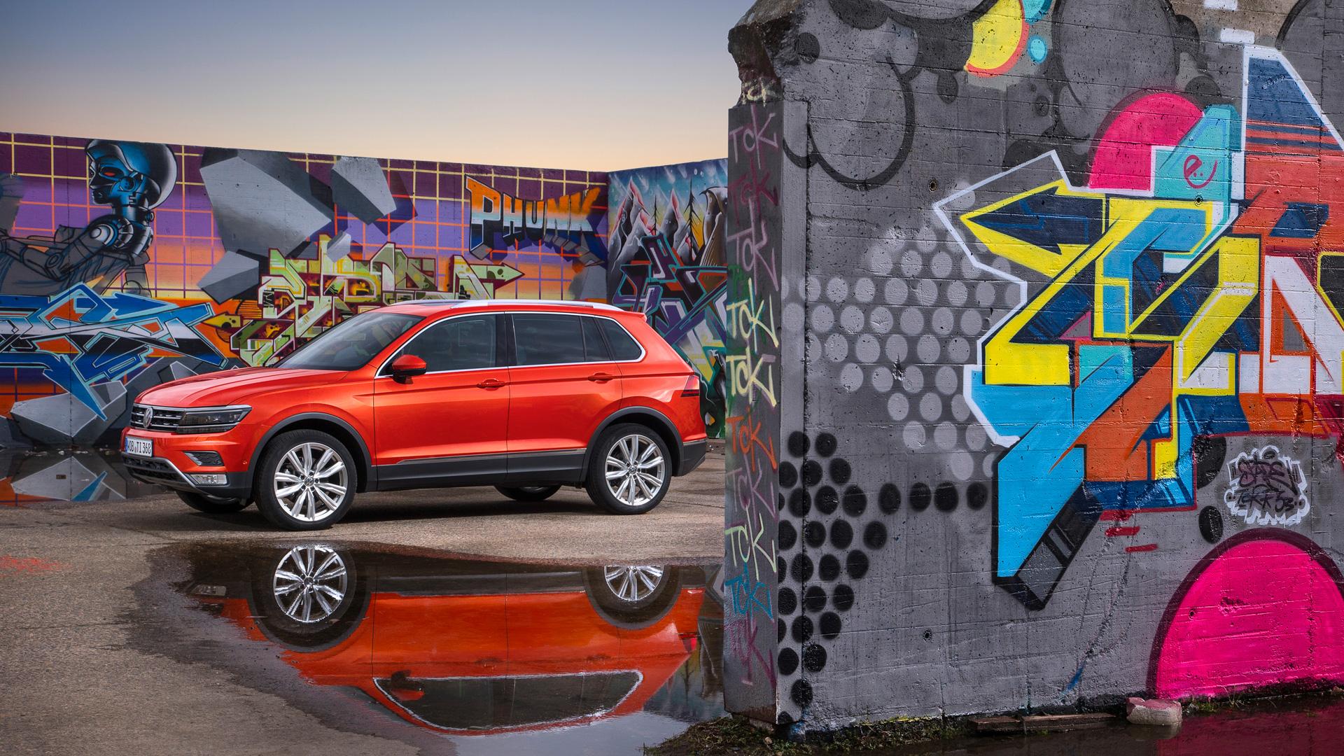 Стоит ли еще год ждать новый VW Tiguan. Фото 2