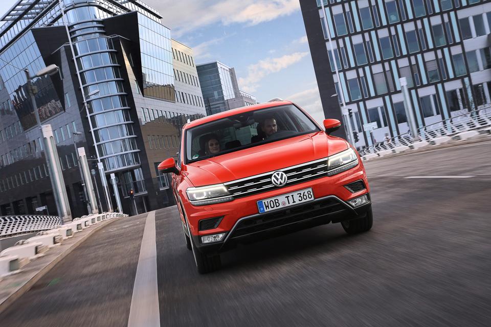 Стоит ли еще год ждать новый VW Tiguan. Фото 4