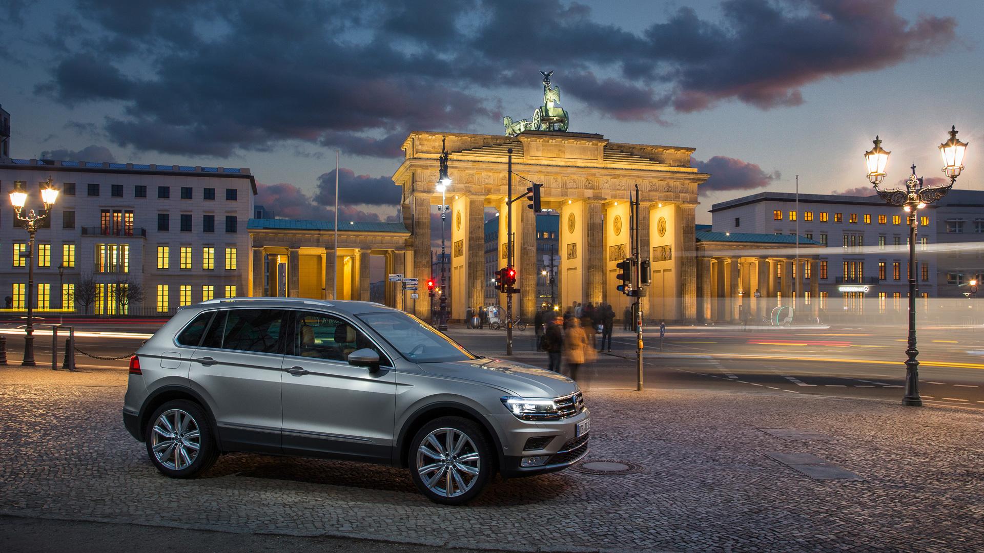 Стоит ли еще год ждать новый VW Tiguan. Фото 5