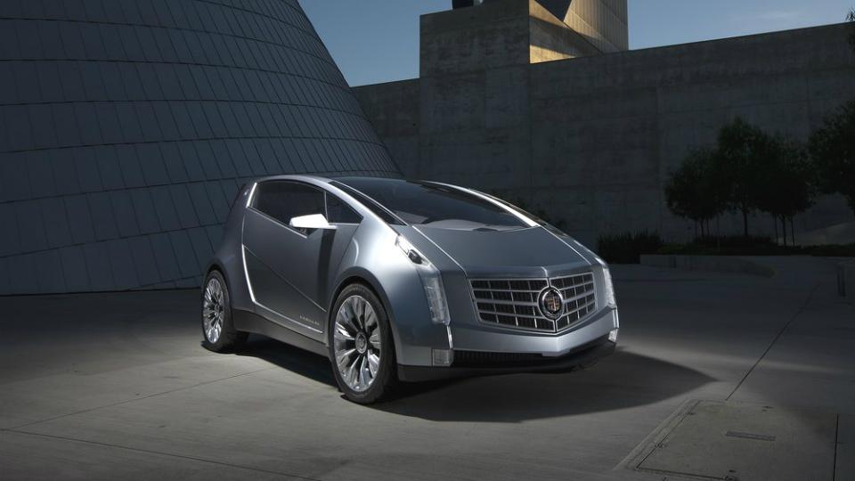Cadillac опроверг постройку модели на базе Chevrolet Cruze