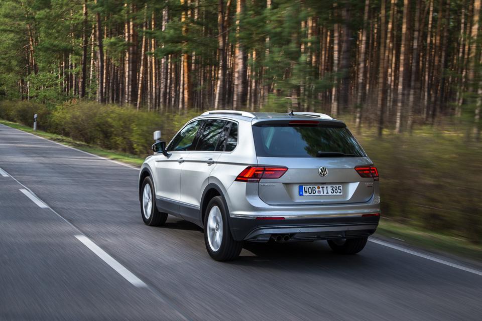 Стоит ли еще год ждать новый VW Tiguan. Фото 3
