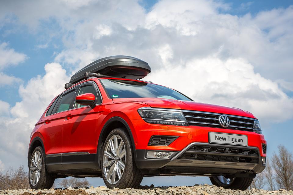 Стоит ли еще год ждать новый VW Tiguan. Фото 6