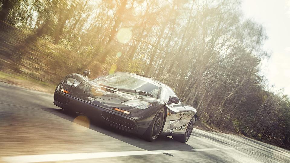 McLaren выставил на продажу отреставрированный суперкар F1