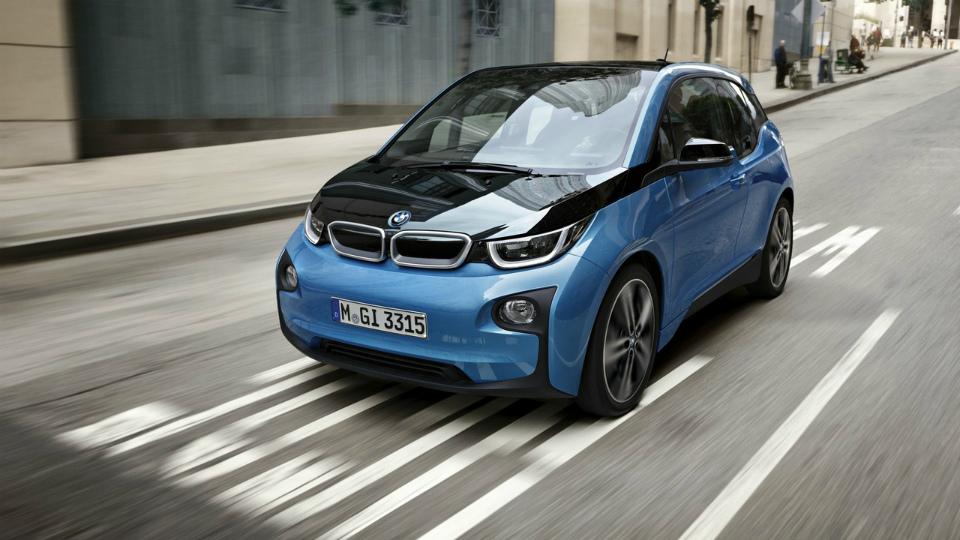 Электрокару BMW i3 увеличили запас хода