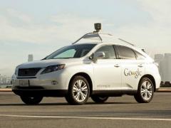 Парк тестовых машин «Гугла» увеличится в два раза