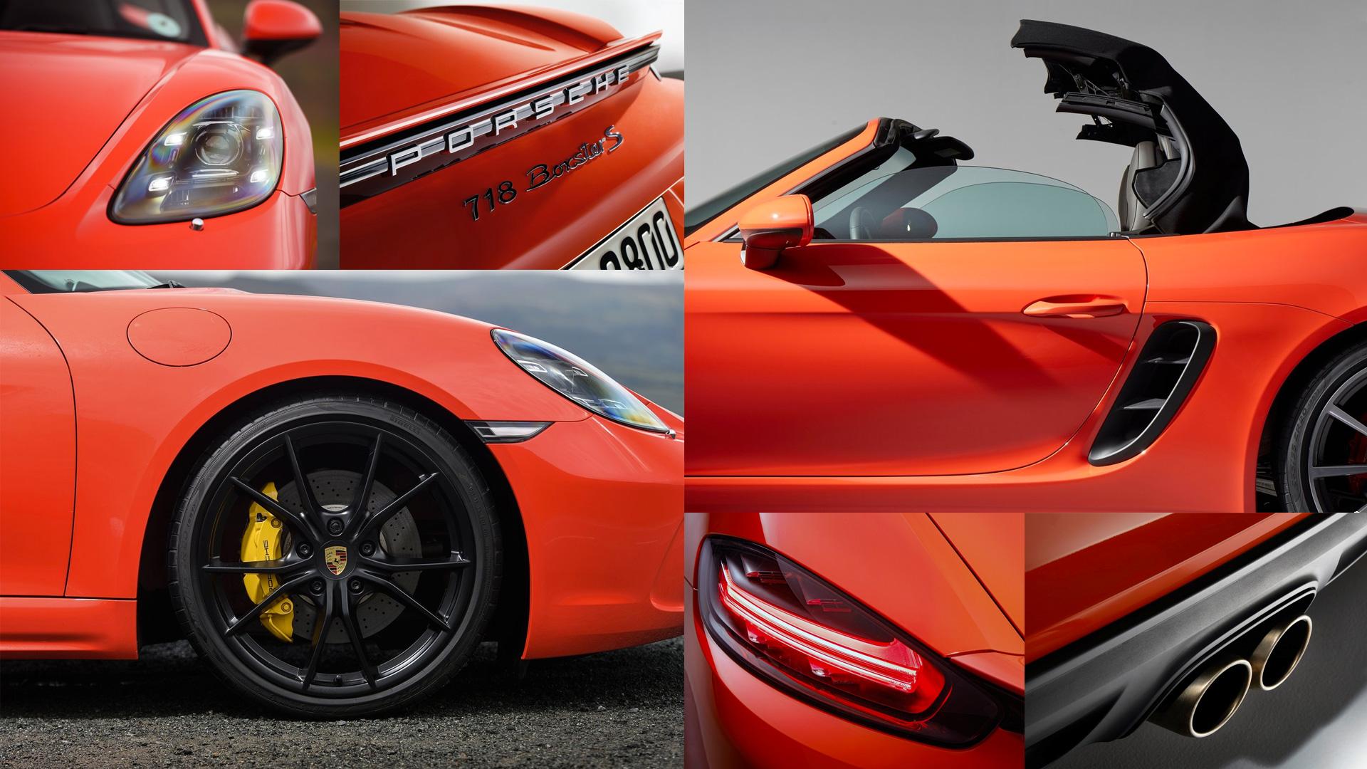 Что потерял и что приобрел Porsche 718 Boxster с переходом на турбонаддув. Фото 6