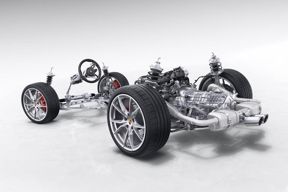 Что потерял и что приобрел Porsche 718 Boxster с переходом на турбонаддув. Фото 5
