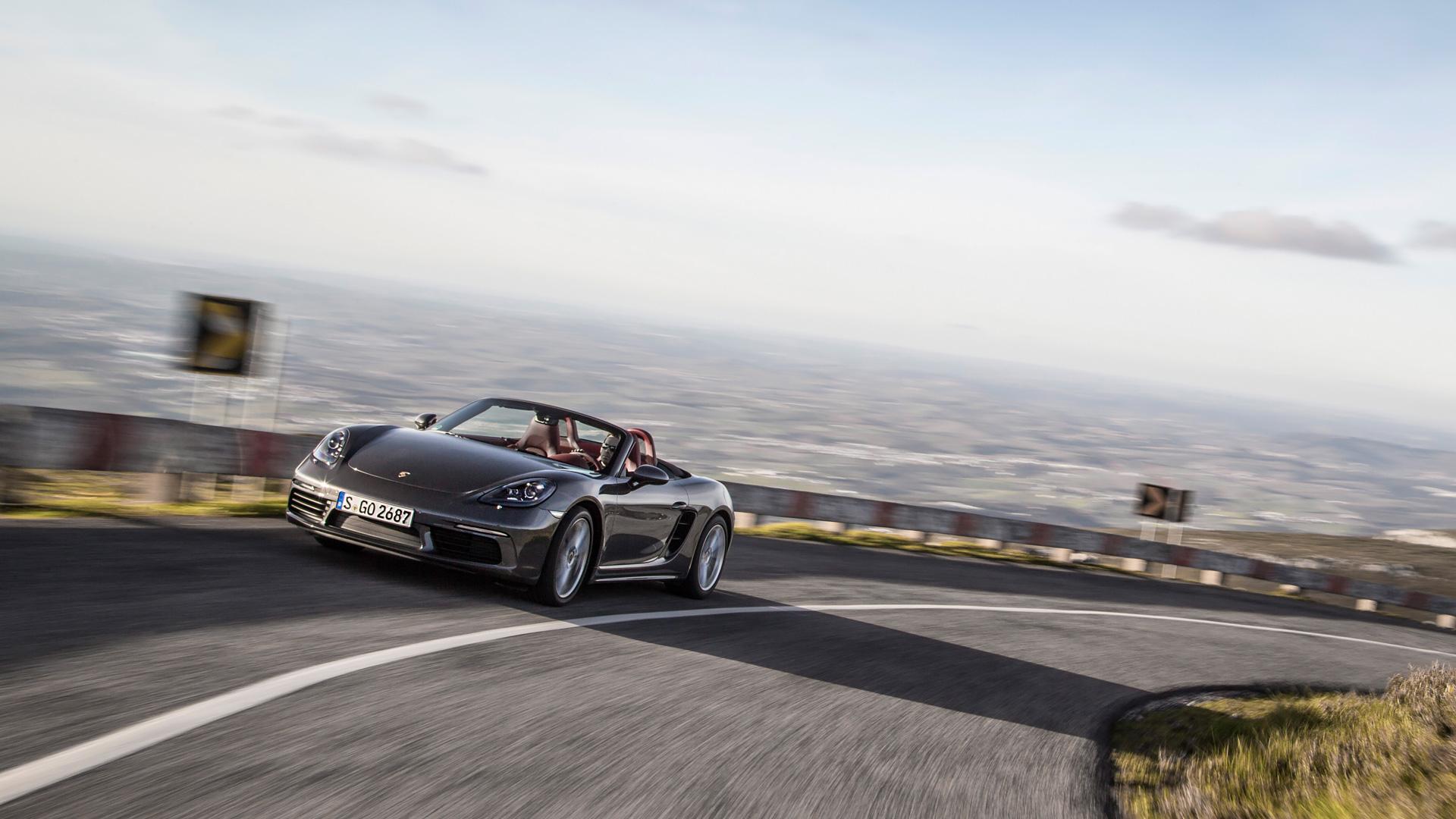 Что потерял и что приобрел Porsche 718 Boxster с переходом на турбонаддув. Фото 2