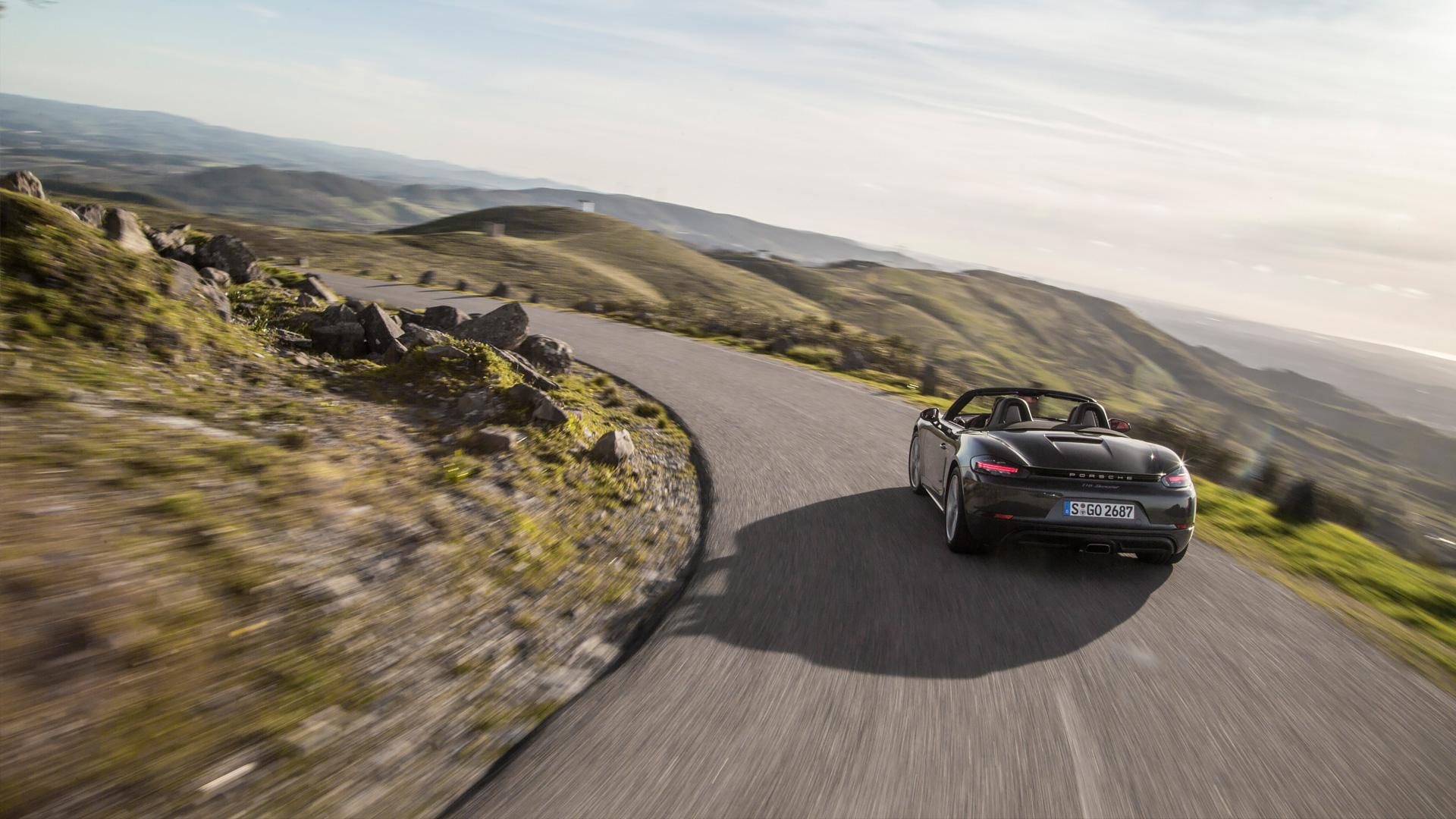 Что потерял и что приобрел Porsche 718 Boxster с переходом на турбонаддув. Фото 9