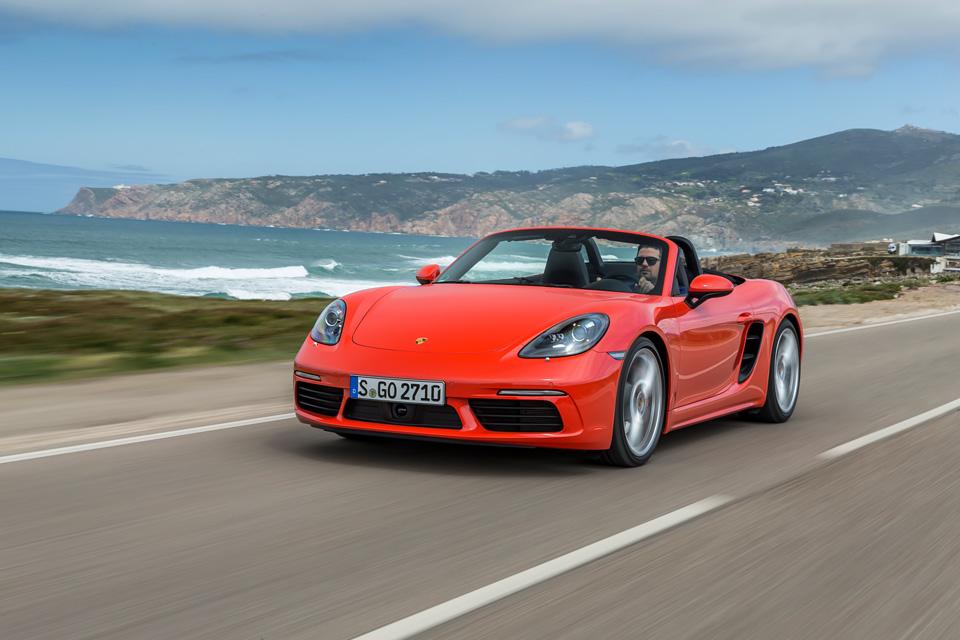 Что потерял и что приобрел Porsche 718 Boxster с переходом на турбонаддув. Фото 10