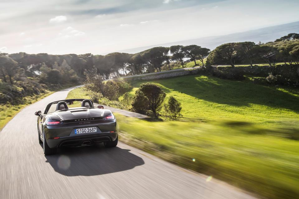 Что потерял и что приобрел Porsche 718 Boxster с переходом на турбонаддув. Фото 4