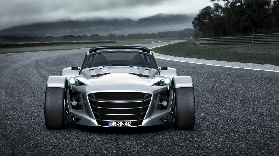 Компания Donkervoort построила экстремальную модификацию родстера D8 GTO