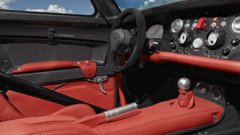 Компания Donkervoort построила экстремальную модификацию родстера D8 GTO. Фото 2