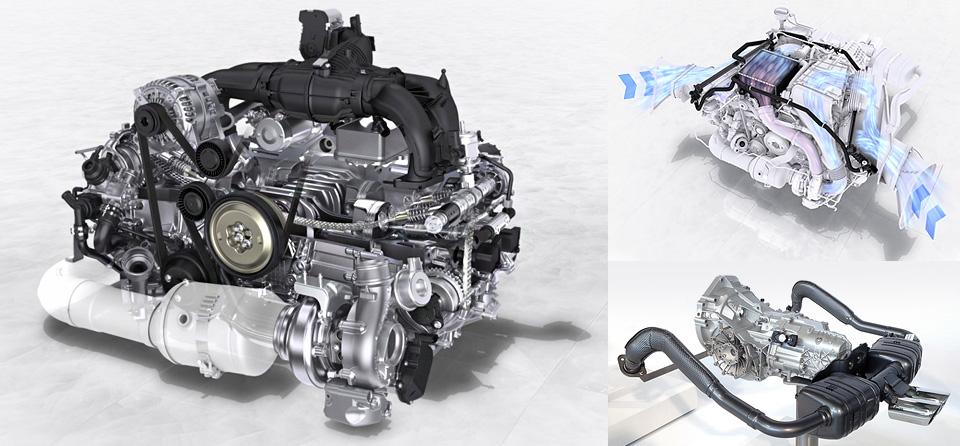 Что потерял и что приобрел Porsche 718 Boxster с переходом на турбонаддув. Фото 1