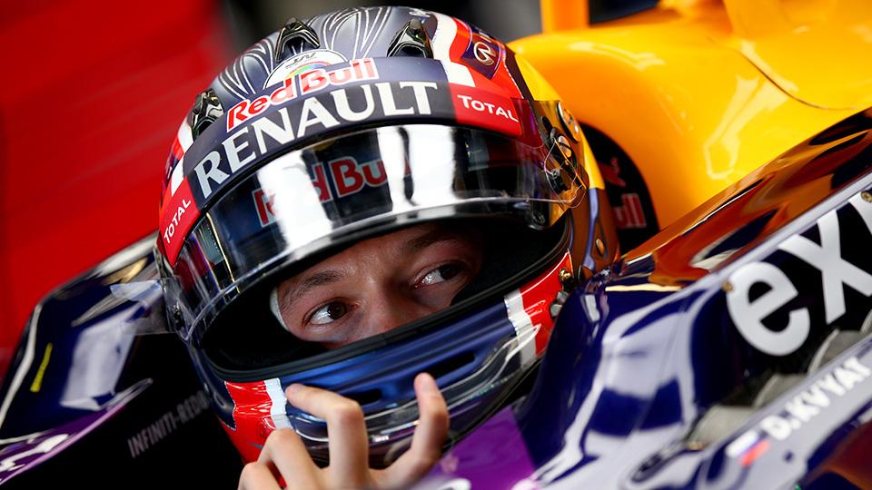Перевод Квята в Toro Rosso назвали «мерами по снижению давления на Даниила»