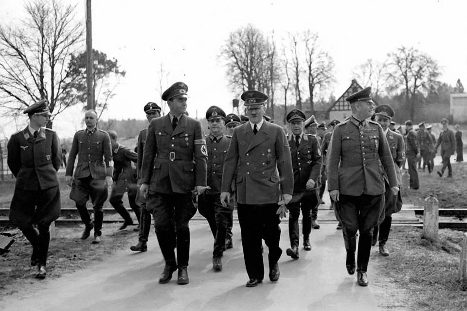 Высадка союзников на Сицилии 1943 года как первое появление «Джипов» в Европе. Фото 1