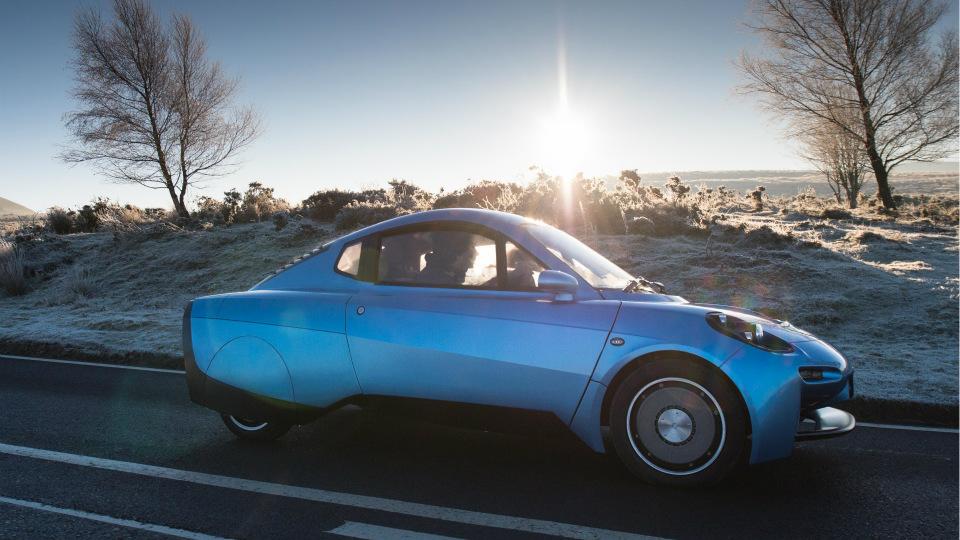 Компания Riversimple построит водородный седан и фургон. Фото 1