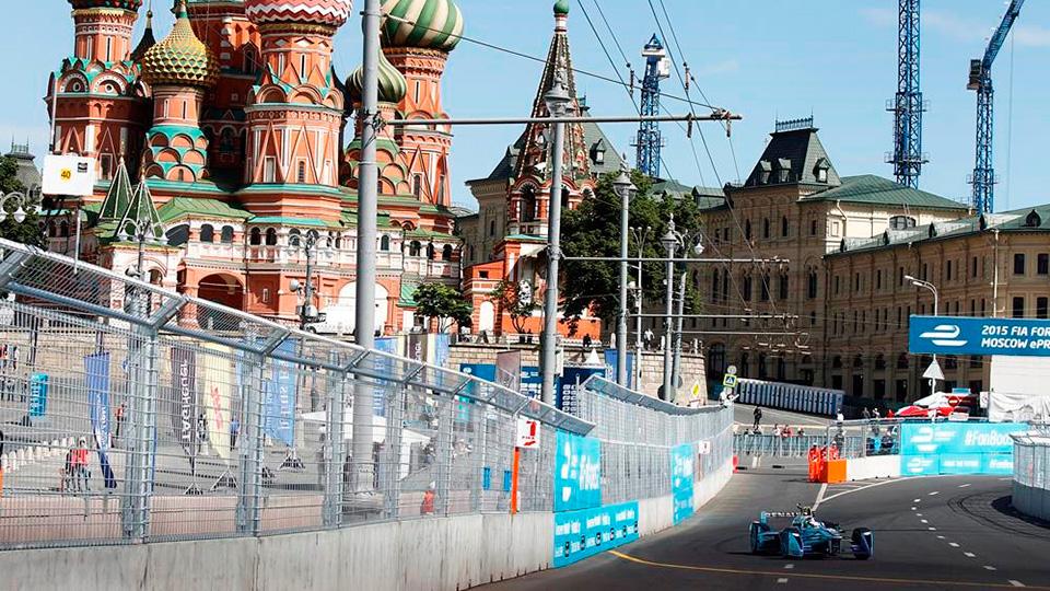 Московский этап Формулы-E отменили