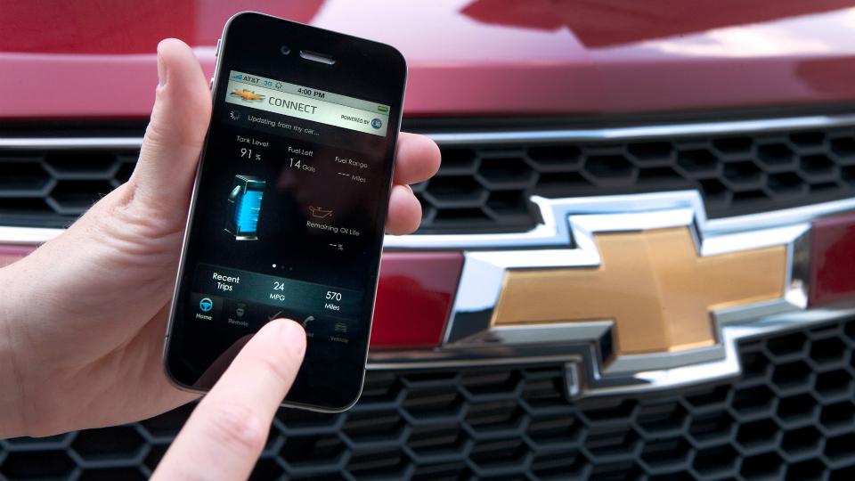 Компания Chevrolet научила машины предсказывать будущее