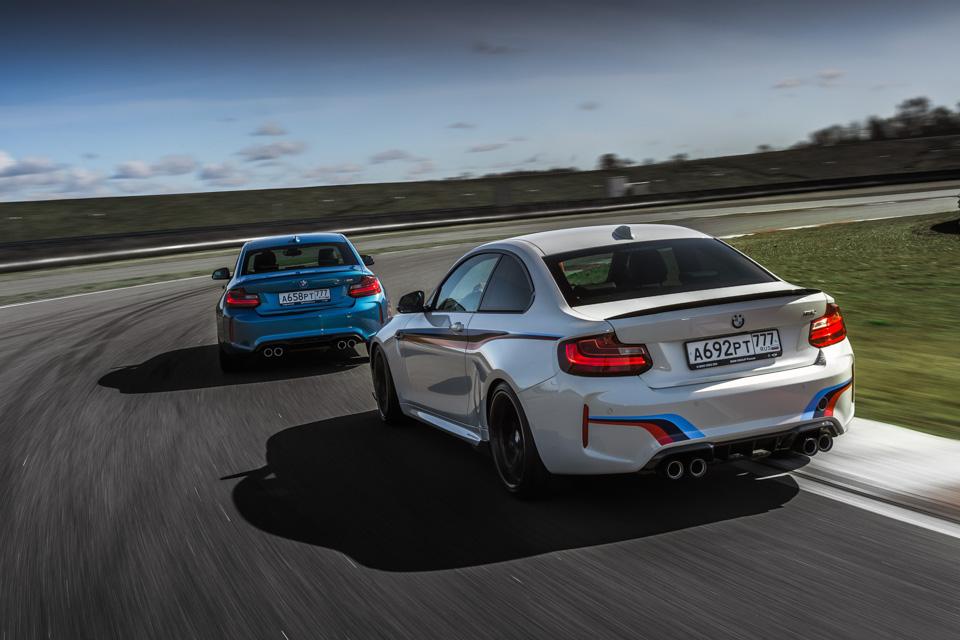 Во что превращает BMW M2 пакет M Performance. Фото 4