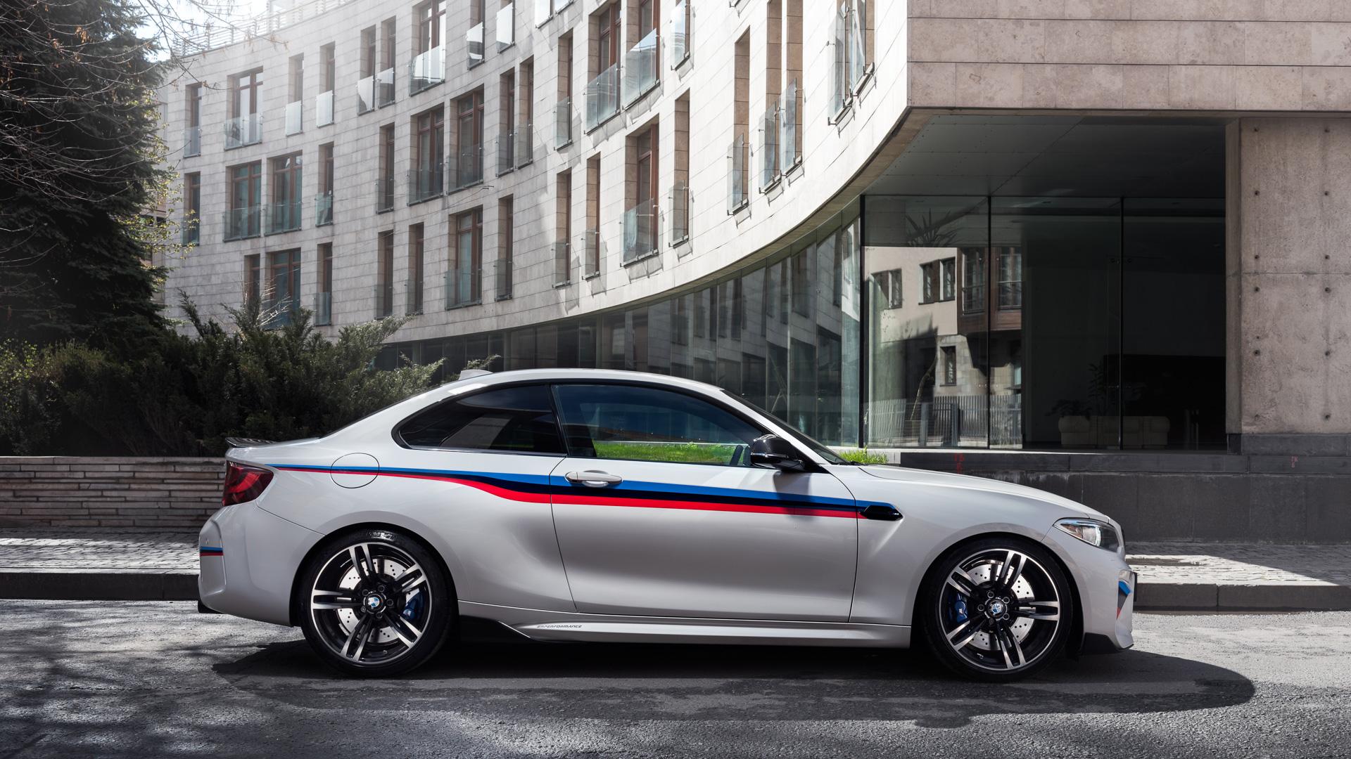 Во что превращает BMW M2 пакет M Performance. Фото 5