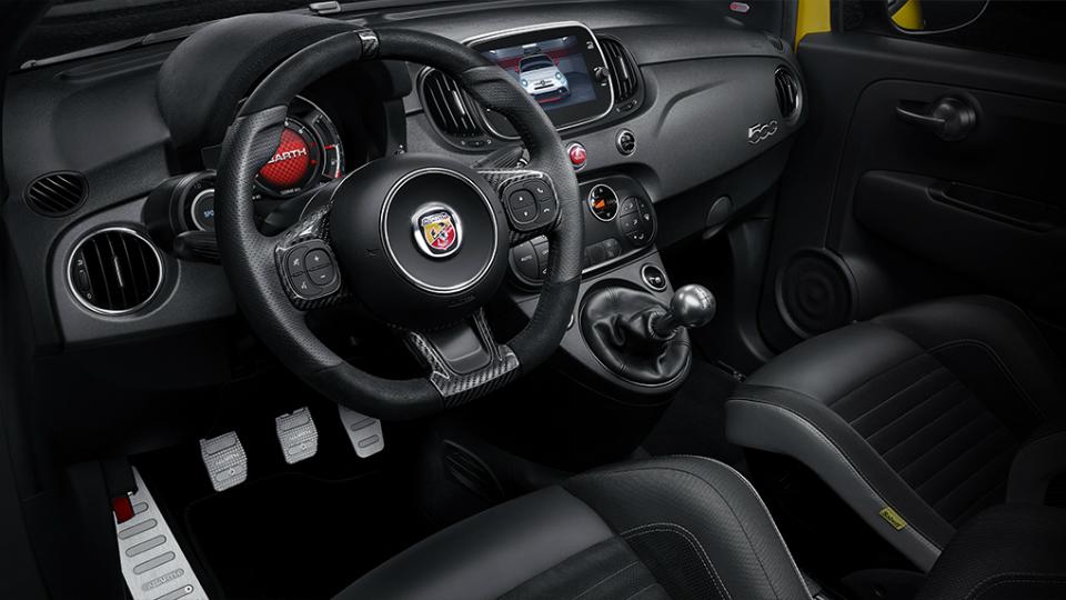 Итальянская марка обновила «заряженный» Fiat 500
