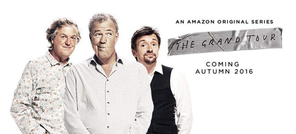 Новая передача экс-ведущих Top Gear выйдет на Amazon осенью