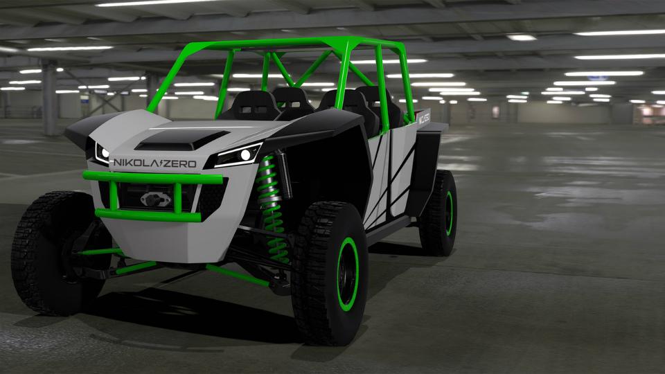 Компания Nikola Motor анонсировала разработку двух «зеленых» машин