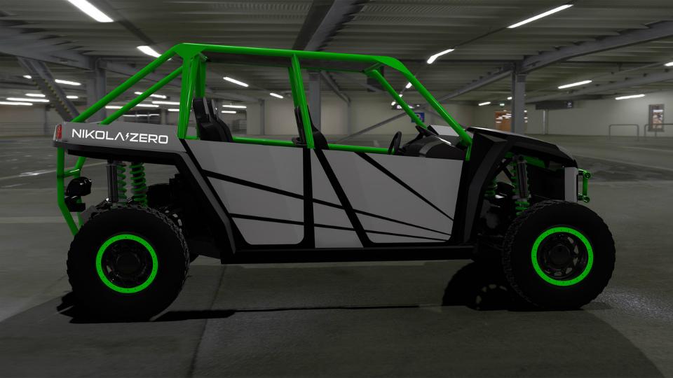 Компания Nikola Motor анонсировала разработку двух «зеленых» машин. Фото 1