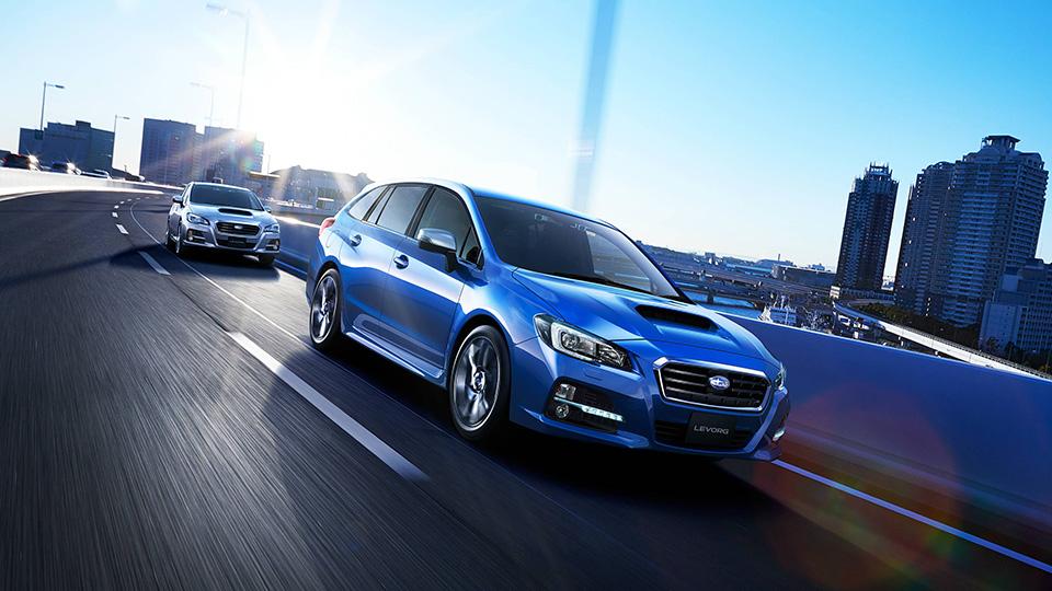 У Subaru Levorg появится STi-модификация