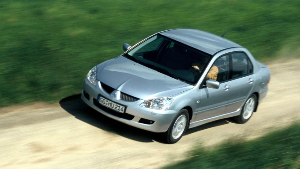 В России объявили отзыв более 140 тысяч Mitsubishi Lancer