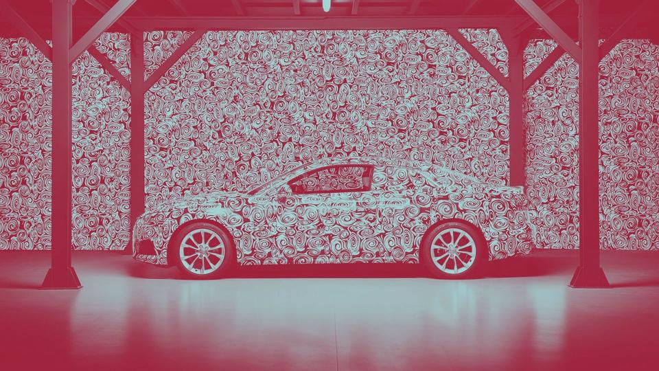 Audi назвала дату дебюта A5 нового поколения