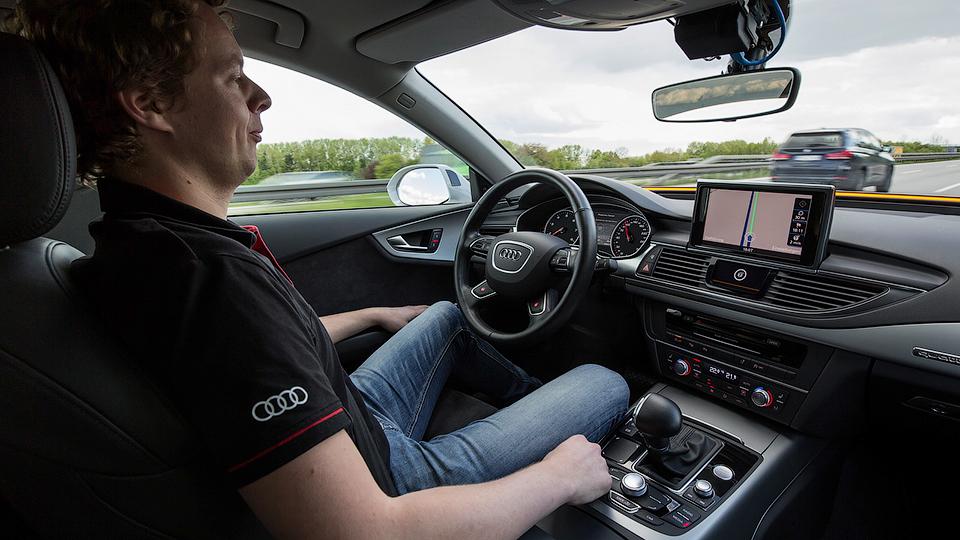 Компания испытала новый вариант системы автономного вождения