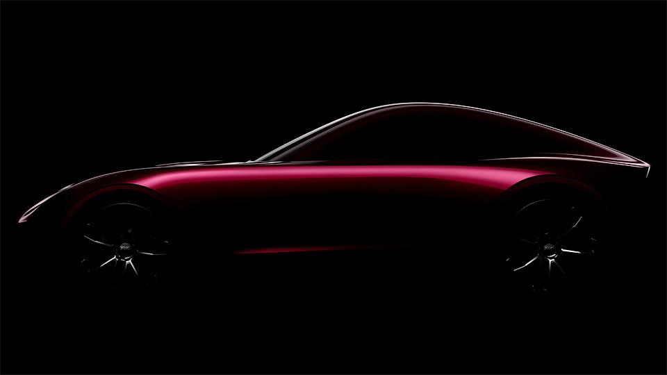 Возрожденная компания опубликовала тизеры будущего купе