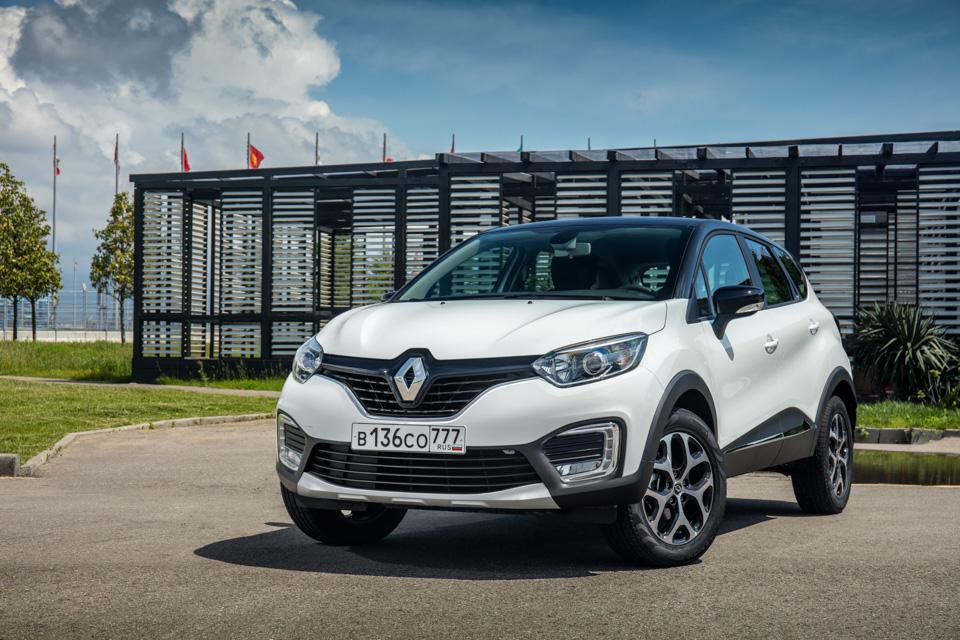 Каким получился российский Renault Kaptur