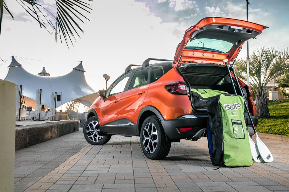 Каким получился российский Renault Kaptur. Фото 2