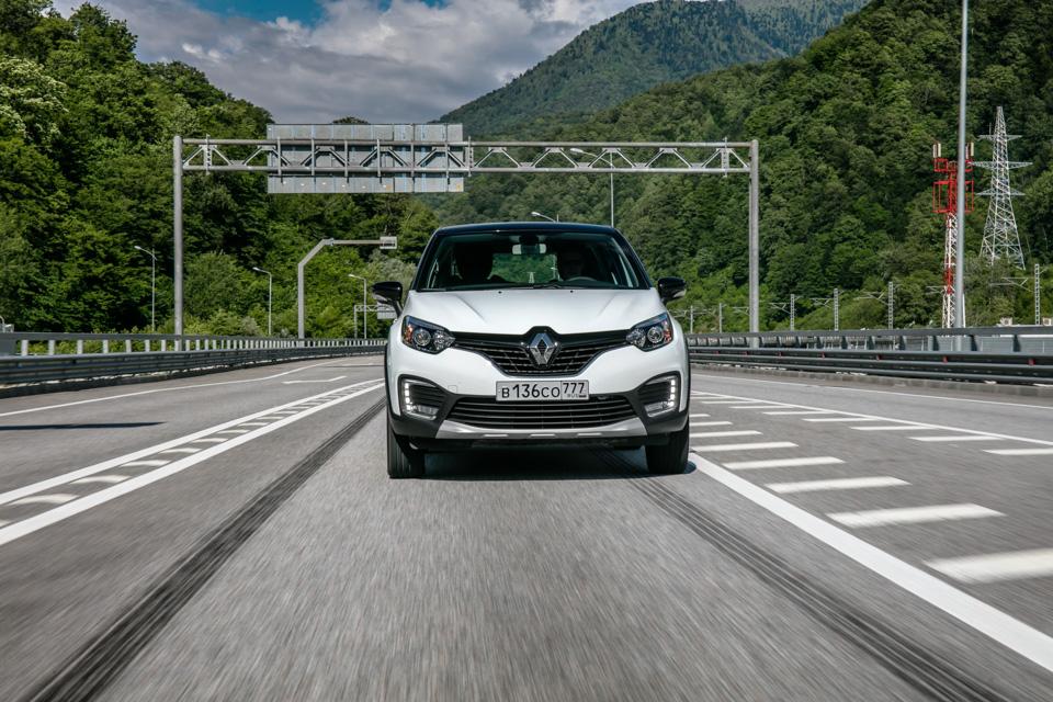 Каким получился российский Renault Kaptur. Фото 3