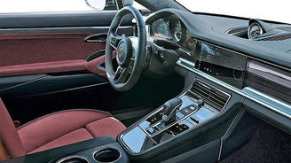 ����� ����� �������� ������ Porsche Panamera. ����