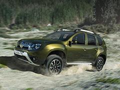 Вапреле встолице продали 494 экземпляра Renault Duster