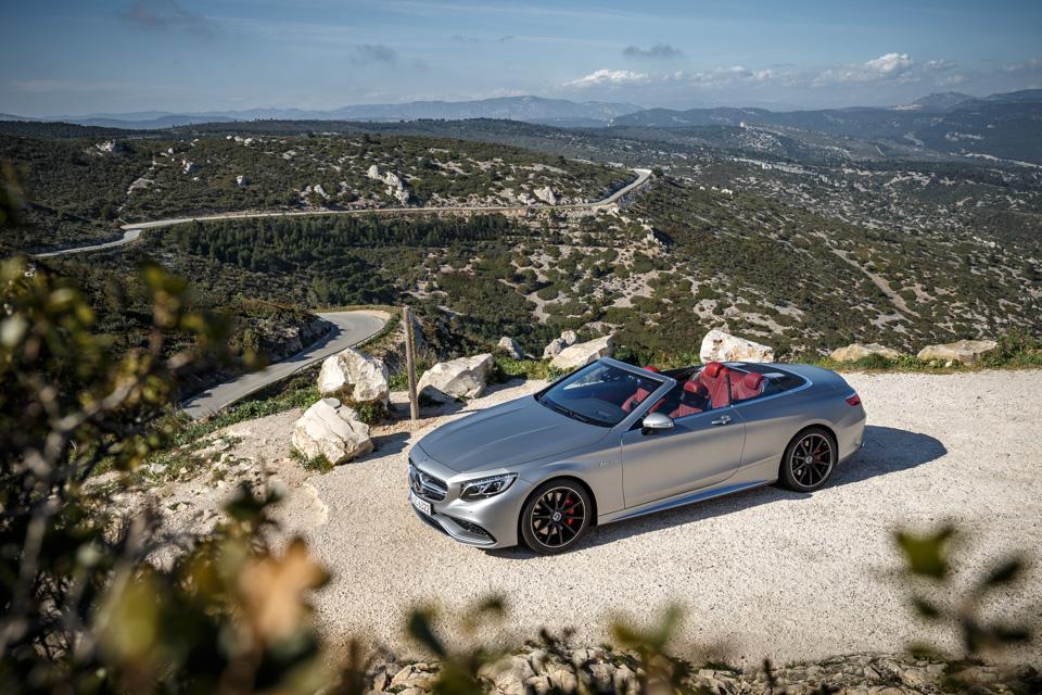 Mercedes-Benz S-Class Cabriolet как еще один повод уволить водителя ипереехать наюг. Фото 6