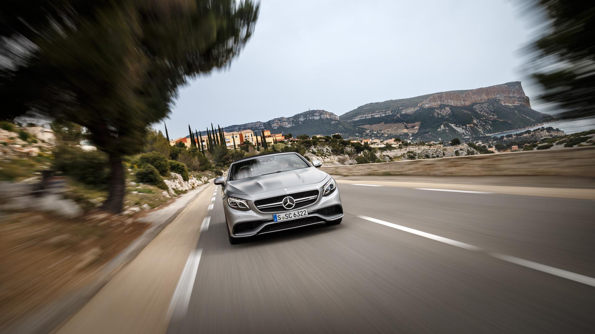 Mercedes-Benz S-Class Cabriolet как еще один повод уволить водителя ипереехать наюг. Фото 5