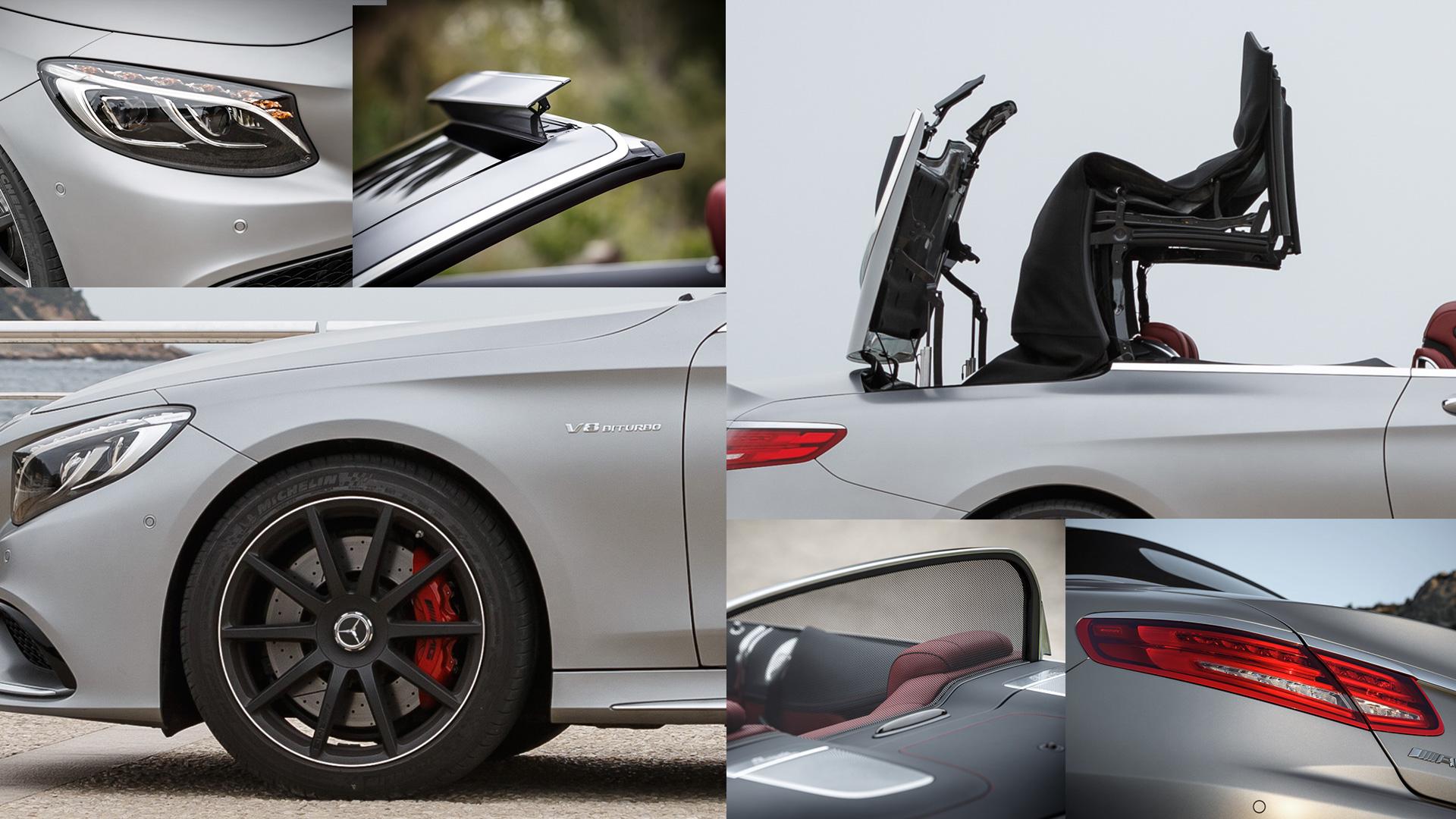 Mercedes-Benz S-Class Cabriolet как еще один повод уволить водителя ипереехать наюг. Фото 2