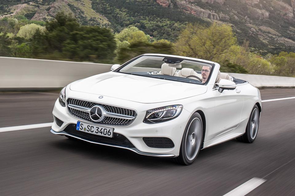 Mercedes-Benz S-Class Cabriolet как еще один повод уволить водителя ипереехать наюг. Фото 3
