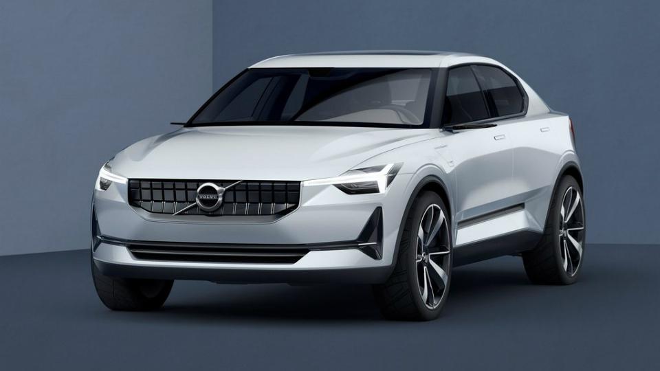 Руководство Volvo отказалось отвыпуска маленьких машин