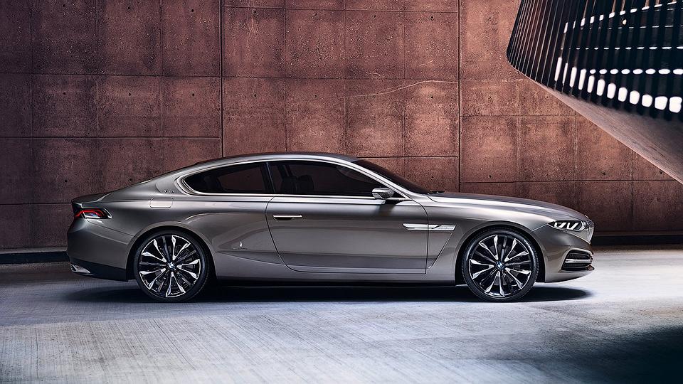 BMW возродит «восьмую серию